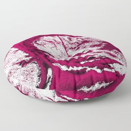 Self Imprisonment Floor Pillow