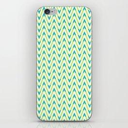Frequen-Ziggs (Lime Green) iPhone Skin