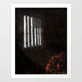Guantanamo Art Print