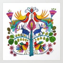 otomi love Art Print