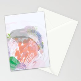 Interactions With Others Stationery Cards