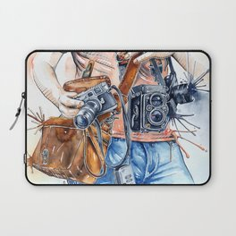 The Photographer Laptop Sleeve