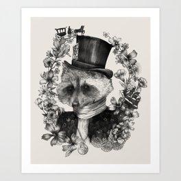 Frances Art Print