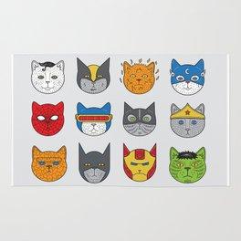 Super Cats Rug