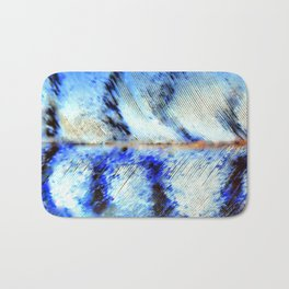 Feather | Feathers | Spiritual | Feathers in Flight Bath Mat