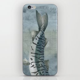 Surubí - Paraná River Fish iPhone Skin