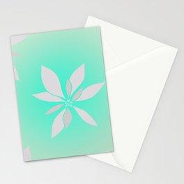 chrismas decoration pattern Stationery Cards
