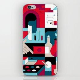 Art Studio iPhone Skin