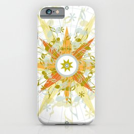 Music is Beautiful! iPhone Case