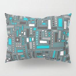 Turquoise Dream (Pattern) Pillow Sham