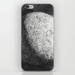Moon Study, Saturn iPhone Skin