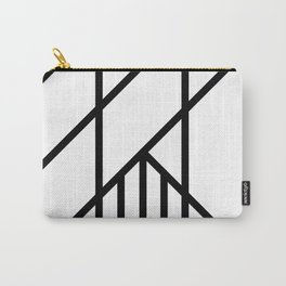 Bold Deco Carry-All Pouch