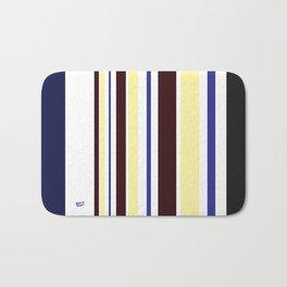 Kirovair Blocks Folklore #minimal #design #kirovair #decor #buyart Bath Mat