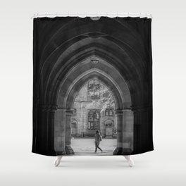 University of Glasgow Shower Curtain