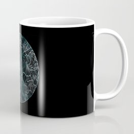 Lines of the Tide Coffee Mug