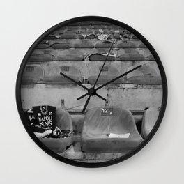 SSC Napoli - FC Liverpool Wall Clock