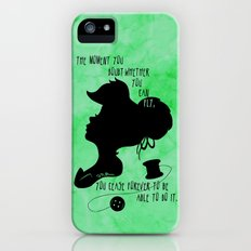 The Moment You Doubt You Can Fly Slim Case iPhone (5, 5s)