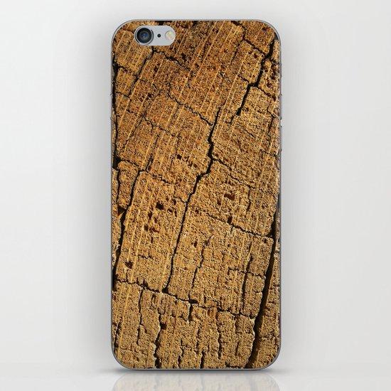 old oak wood I iPhone & iPod Skin