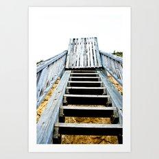 Stairway (2) Art Print