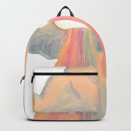 Cloud pink Backpack