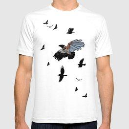Cyborg Bird T-shirt