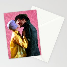 Singin' in the Rain - Pink Stationery Cards