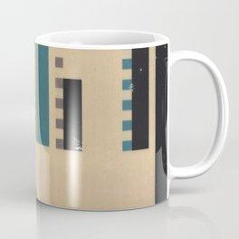 VHS Pixels Coffee Mug