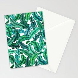 Jungle Leaf Stationery Cards