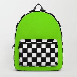 TCR- sports -green Backpack