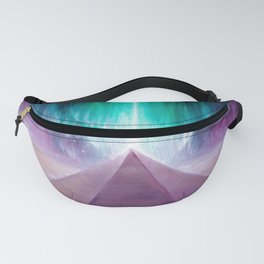 The energy of the pyramid on Mars Fanny Pack