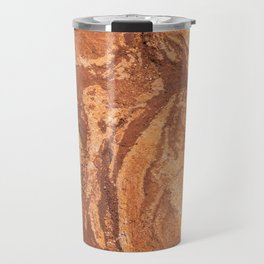 Red Rock Corral Texture from Colorado Travel Mug