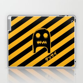 The Strange & Scary Adventures of Smee Laptop & iPad Skin