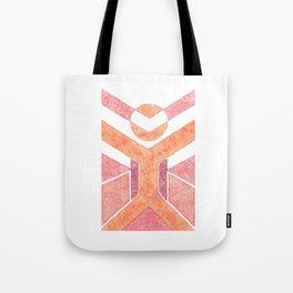 Vitruvian Man Da Vinchi - abstract minimalist people 1 Tote Bag