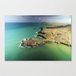 Cabo de la Vela Canvas Print
