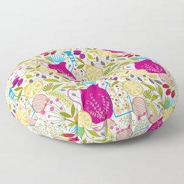 Kitchen Medley Floor Pillow