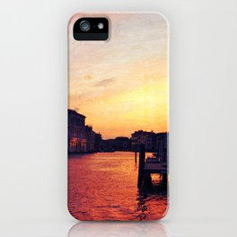 venice sky iPhone Case