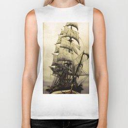 Black Sails Biker Tank