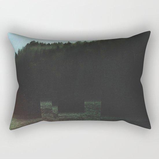 Fractions A14 Rectangular Pillow