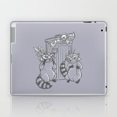 Fancy Raccoons Laptop & iPad Skin