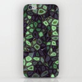 Fractal Gems 04 - Emerald Dreams iPhone Skin