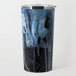 Thousands of faces, none of which I know Travel Mug