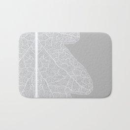 Oak Leaf Bath Mat
