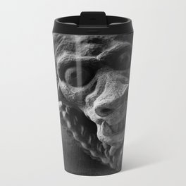 Stone Dragon Metal Travel Mug