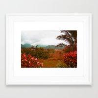heaven Framed Art Prints featuring Heaven by Kakel-photography