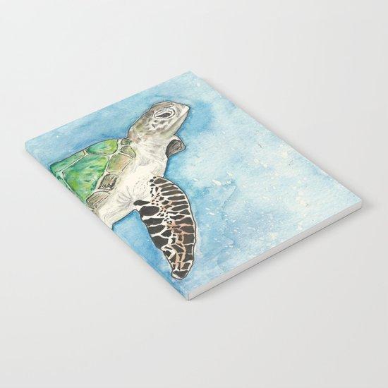Sea Turtle Notebook