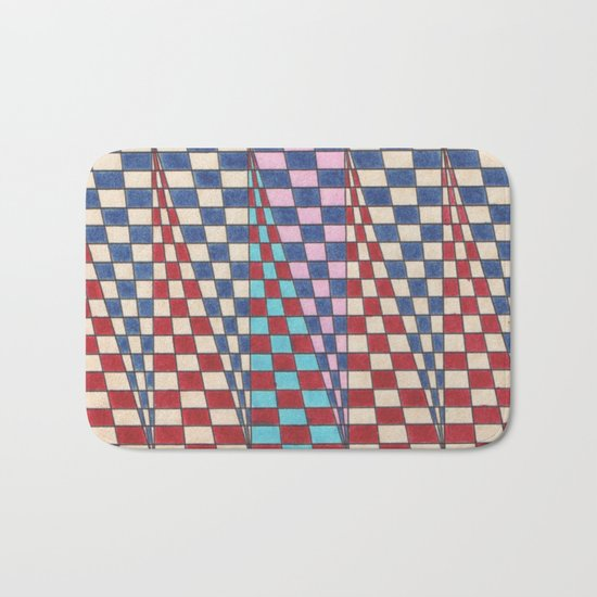 Up and Down Bath Mat