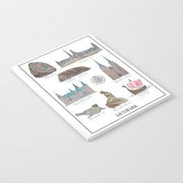 Best of Denmark Notebook