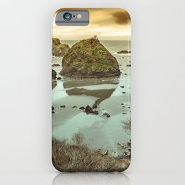 California Ocean West Coast iPhone Case