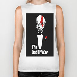 The God Of War Biker Tank