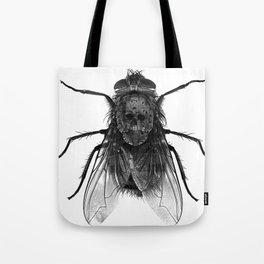 Musca Head Dead Tote Bag